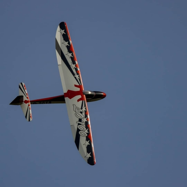 Traditionelles Taunus Flugfest am 24./25. August 2019