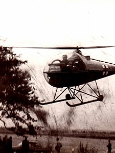 Ehrung für Pionier der Luftrettung am 12. Mai