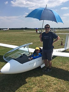 Segelflugweltmeisterschaft in Ostrow
